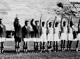calcio italia fascista