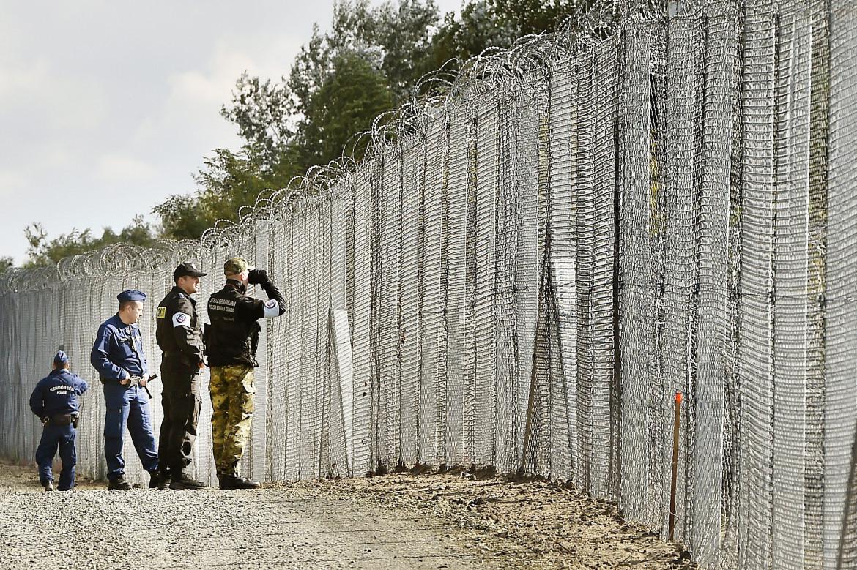 muri anti migranti