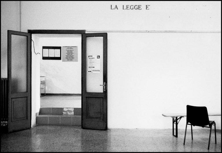 foto di Vincenzo Cottinelli
